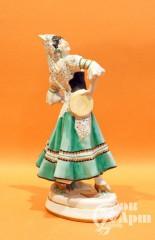 "Скульптура "" Испанский танец. Балерина С.В.Федорова 2-ая """